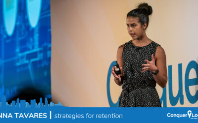 Anna Tavares | Strategies for Retention