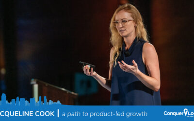 Jacqueline Cook | A Path to Product-Led Growth