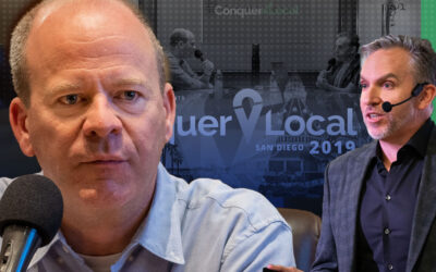 248: Disruption and Reorganization, with Matt Dosch | Highlights from Conquer Local 2019